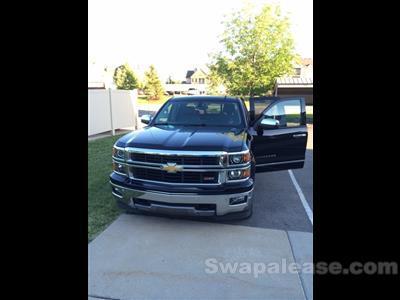 2014 Chevrolet Silverado 1500 lease in Kentwood,MI - Swapalease.com