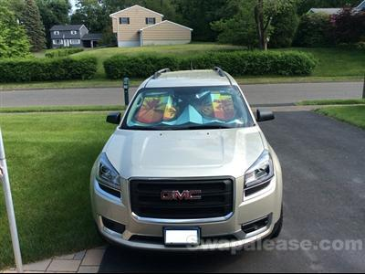 2013 GMC Acadia lease in ,CT - Swapalease.com