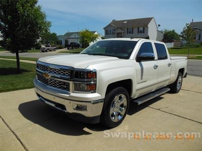 2014 Chevrolet Silverado 1500 lease in Ypsilanti,MI - Swapalease.com
