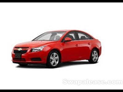 2014 Chevrolet Cruze lease in Novi,MI - Swapalease.com