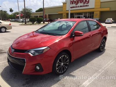 2014 Toyota Corolla lease in Solon,OH - Swapalease.com