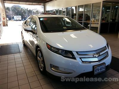 2013 Chevrolet Volt lease in centerville,VA - Swapalease.com