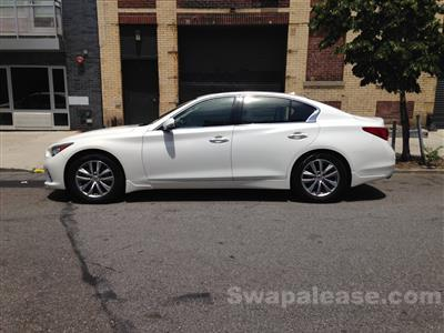2014 Infiniti Q50 lease in brooklyn,NY - Swapalease.com