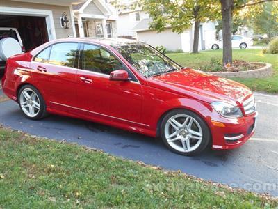 2013 Mercedes-Benz C-Class lease in Waconia,MN - Swapalease.com