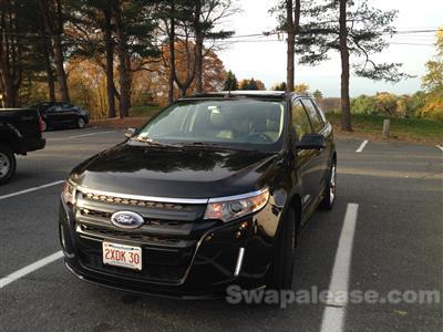 2013 Ford Edge lease in Sudbury,MA - Swapalease.com