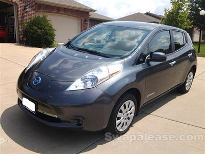2013 Nissan LEAF lease in peoria,IL - Swapalease.com