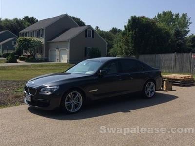 2013 BMW 7 Series lease in Abington,MA - Swapalease.com