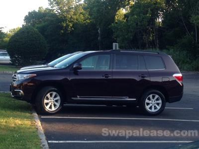 2013 Toyota Highlander lease in Rockland,NY - Swapalease.com