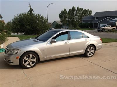 2012 Mercedes-Benz S-Class lease in GILLETTE,WY - Swapalease.com