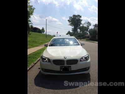 2013 BMW 5 Series lease in Union,NJ - Swapalease.com