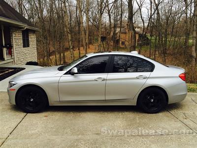 2013 BMW 3 Series lease in cincinnati,OH - Swapalease.com