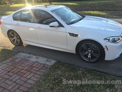 2014 BMW M5 lease in Suffolk,VA - Swapalease.com