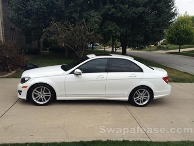 2013 Mercedes-Benz C-Class lease in Greenwood,IN - Swapalease.com