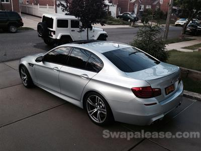 2014 BMW M5 lease in Whitestone,NY - Swapalease.com