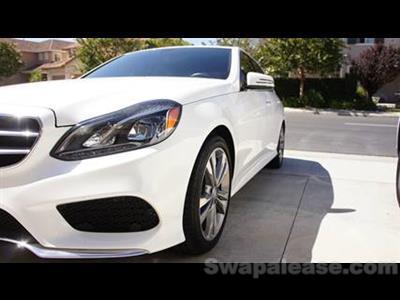 2014 Mercedes-Benz E-Class lease in ,CA - Swapalease.com