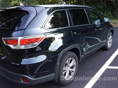 2014 Toyota Highlander lease in CLifton park,NY - Swapalease.com