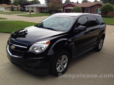 2014 Chevrolet Equinox lease in Sterling Heights,MI - Swapalease.com