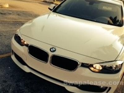 2014 BMW 3 Series lease in boca raton,FL - Swapalease.com