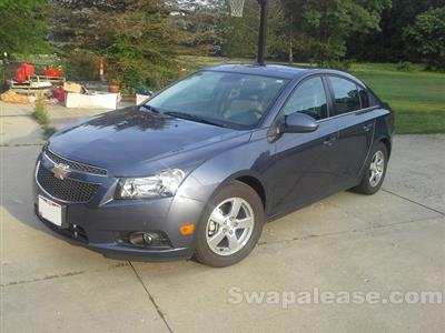 2013 Chevrolet Cruze lease in Bellville,OH - Swapalease.com