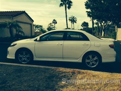 2013 Toyota Corolla lease in San Diego,CA - Swapalease.com