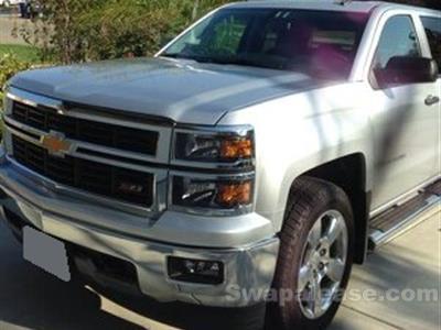 2014 Chevrolet Silverado 1500 lease in Chulavista,CA - Swapalease.com