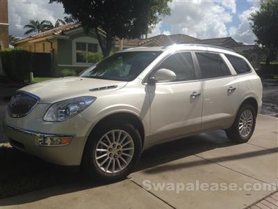 2012 Buick Enclave lease in Miami (Kendall),FL - Swapalease.com