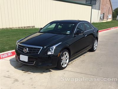 2014 Cadillac ATS lease in Fort Worth,TX - Swapalease.com