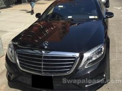2014 Mercedes-Benz S-Class lease in New York,NY - Swapalease.com
