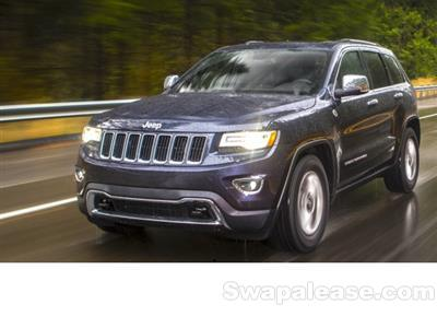 2014 Jeep Grand Cherokee lease in Caldwell,NJ - Swapalease.com