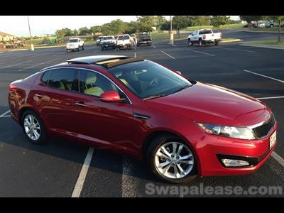 2012 Kia Optima lease in Round Rock,TX - Swapalease.com