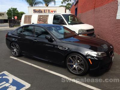 2014 BMW M5 lease in Los Angels,CA - Swapalease.com
