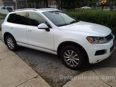 2012 Volkswagen Touareg lease in Oceanside,NY - Swapalease.com