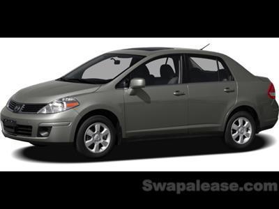 2007 Nissan Versa lease in Margate,FL - Swapalease.com