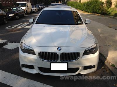 2013 BMW 5 Series lease in brooklyn,NY - Swapalease.com