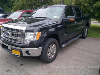2013 Ford F-150 lease in Webster,NY - Swapalease.com