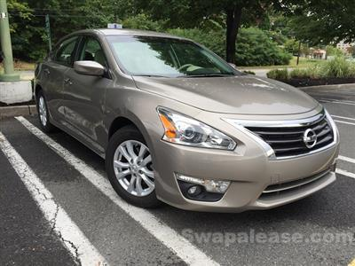 2014 Nissan Altima lease in Manhattan,NY - Swapalease.com