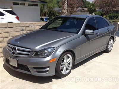 2012 Mercedes-Benz C-Class lease in Los Angeles,CA - Swapalease.com