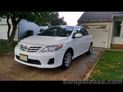 2013 Toyota Corolla lease in Manasquan,NJ - Swapalease.com