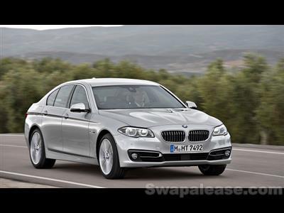 2013 BMW 5 Series lease in Richmond,VA - Swapalease.com