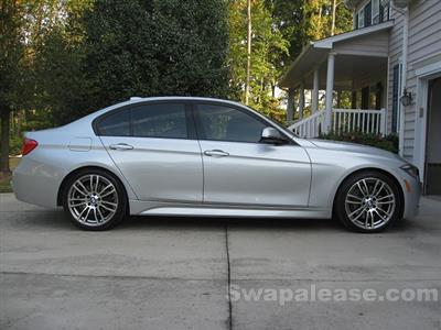 2013 BMW 3 Series lease in Greensboro,NC - Swapalease.com