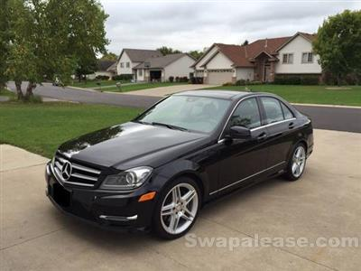 2014 Mercedes-Benz C-Class lease in Delano,MN - Swapalease.com