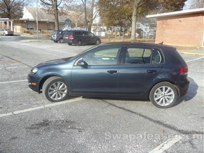2014 Volkswagen Golf lease in Bethesda,MD - Swapalease.com