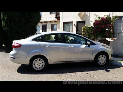 2014 Ford Fiesta lease in San Diego,CA - Swapalease.com