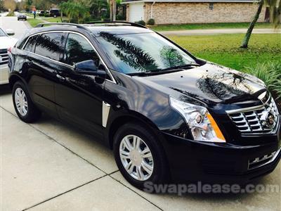 2014 Cadillac SRX lease in Port Orange,FL - Swapalease.com