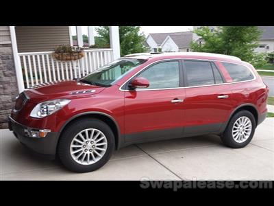 2012 Buick Enclave lease in Madison,WI - Swapalease.com