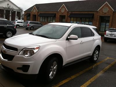 2014 Chevrolet Equinox lease in Novi,MI - Swapalease.com