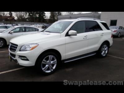 2013 Mercedes-Benz M-Class lease in Hillsborough,NJ - Swapalease.com