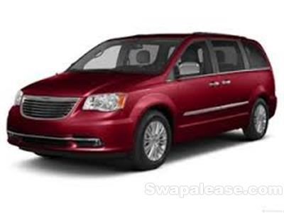 2013 Chrysler Town and Country lease in lincoln,NE - Swapalease.com
