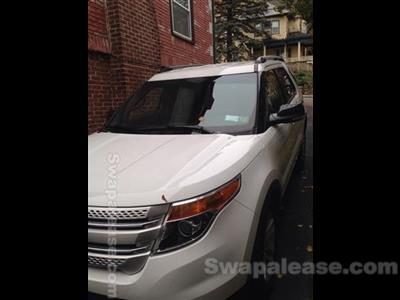 2014 Ford Explorer lease in Lawrence,MA - Swapalease.com