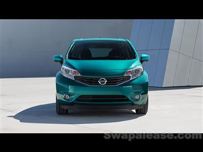 2014 Nissan Versa Note lease in Ashland,OH - Swapalease.com